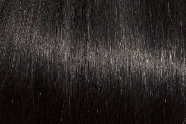 Invisible tape extensions 55 cm sort 1