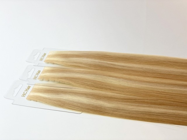 Invisible tape extensions
