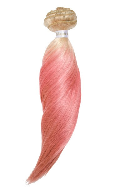 Hair-extensions OMBRE #60/#ROSA