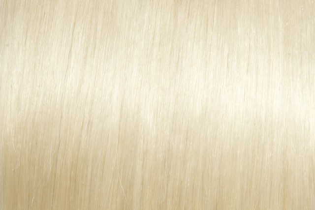 Platinblond  - Clip in extensions 65 cm