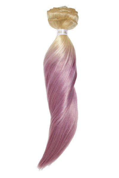 Hair-extensions OMBRE #60/#LILLA